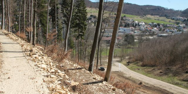 World Cup Albstadt_Course_inspection_bullentaele_acrossthecountry_mountainbike_xco_by Goller