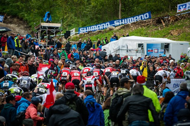 130519_ger_albstadt_xc_men_afterstart_backview_spectators_acrossthecountry_mountainbike_by_maasewerd