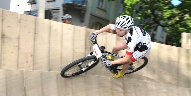 Veronika Bruechle_steilwand_Sprint_DM13_xce_acrossthecountry_mountainbike_xco_by Goller