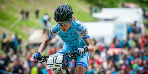 130519_GER_Albstadt_XC_Women_Morath_uphill_acrossthecountry_mountainbike_by_Maasewerd.