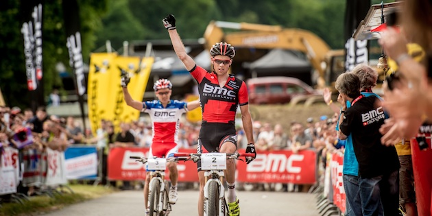 130609_SUI_Graenichen_XC_Men_FlueckigerL_winning_Absalon_acrossthecountry_mountainbike_by_Kuestenbrueck