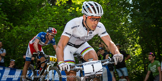 130615_ITA_ValDiSole_XC_Men_Schurter_Absalon_close_together_by_Kuestenbrueck