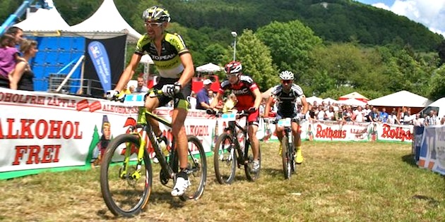 110605_GER_Albstadt_Kurschat_Milatz_Fumic_rothaus_acrossthecountry_mountainbike_xco_by-Goller.