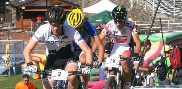 Schulte-Luenzum_Sarrou_Drechou_andorra_leading group_acrossthecountry_mountainbike_xco_by Goller