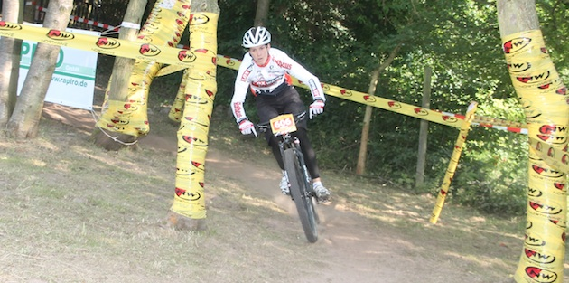 Torben Drach_DM13_BadSalzdetfurth_Slalom_acrossthecountry_mountainbike