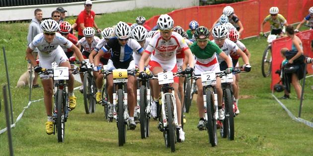 Start-Damen_Engen_Bresset_Neff_Lechner_WC13_MSA_women_acrossthecountry_mountainbike_by-Goller