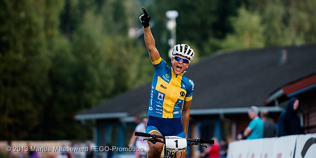 130912_NOR_Hafjell_XCE_Rissveds_finish_by_Maasewerd
