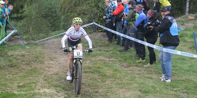 Irina Kalentieva_Hafjell_acrossthecountry_mountainbike_by Goller.