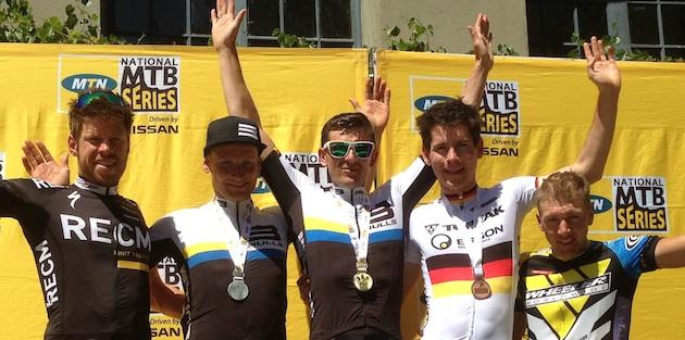 Kleinhans_Huber_Platt_Mennen_Looser_acrossthecountry_mountainbike_by-Team-Bulls