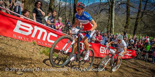 130414_SUI_Tesserete_XC_Men_Absalon_Schurter_uphill_spectators_acrossthecountry_mountainbike_xco_by_Kuestenbrueck
