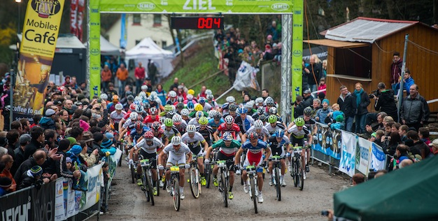 Thank you for creating with WordPress. Version 3.9.1 Insert Media Attachment Details 130421_GER_Heubach_XC_Men_start_frontal_acrossthecountry_mountainbike_by_Kuestenbrueck
