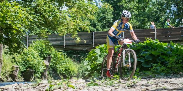 130707_GER_Saalhausen_XC_Women_Engen_riverside_accrossthecountry_mountainbike_by_Maasewerd.