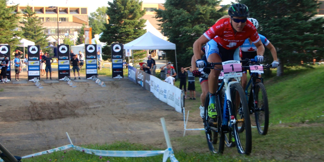 Stirnemann_leads_WC14_MSA_Eliminator_acrossthecountry_mountainbike_by-Goller