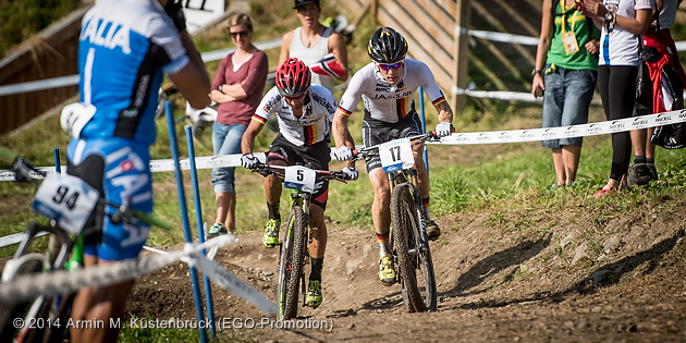 140906_NOR_Hafjell_WCh_XC_ME_Fumic_Milatz_acrossthecountry_mountainbike_by_Kuestenbrueck
