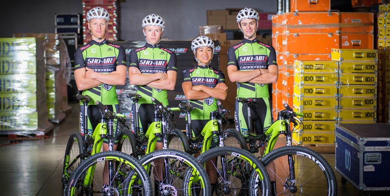 2015_ShoAir Cannondale_Plaxton_Swenson_Dong_Ettinger_acrossthecountry_mountainbike_by ShoAir