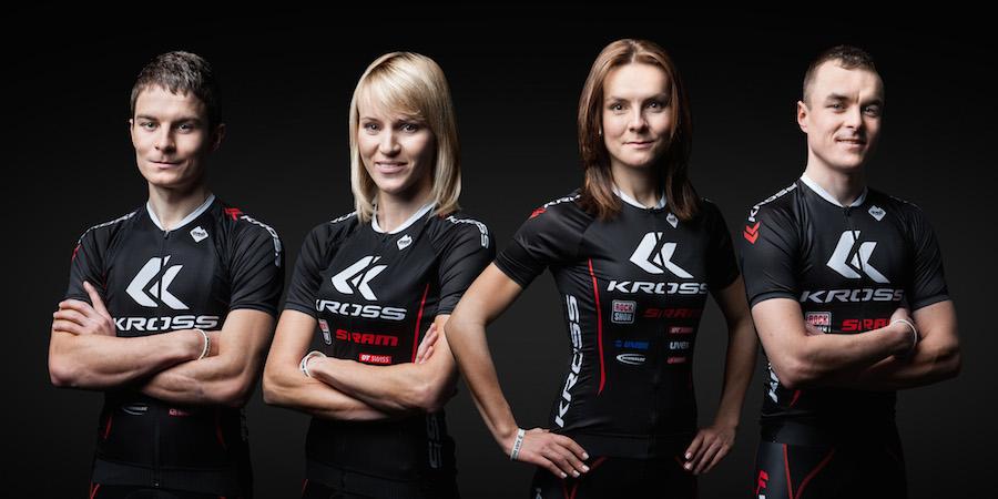 wawak_szafraniec_wloszczowska_osicki_kross-racing-team-2015_acrossthecountry_mountainbike_by-Kuflikowski.