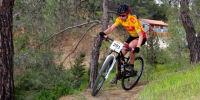 Annika Langvad_corner_CSC15_Afxentia_stage4_women_acrossthecountry_mountainbike_by Goller.