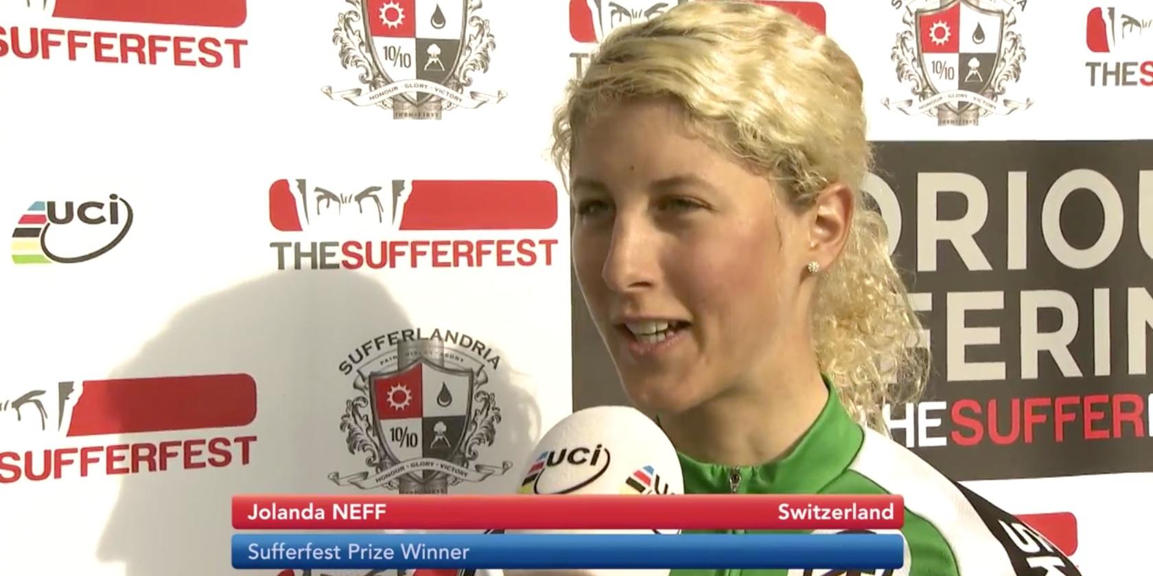 Jolanda Neff_interview_screenshot