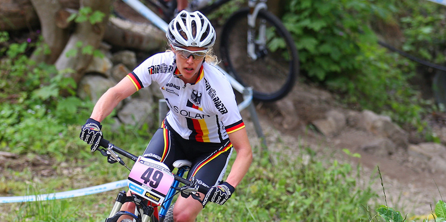 Nina Wrobel_Albstadt_acrossthecountry_mountainbike_by Klaus Dillmann.