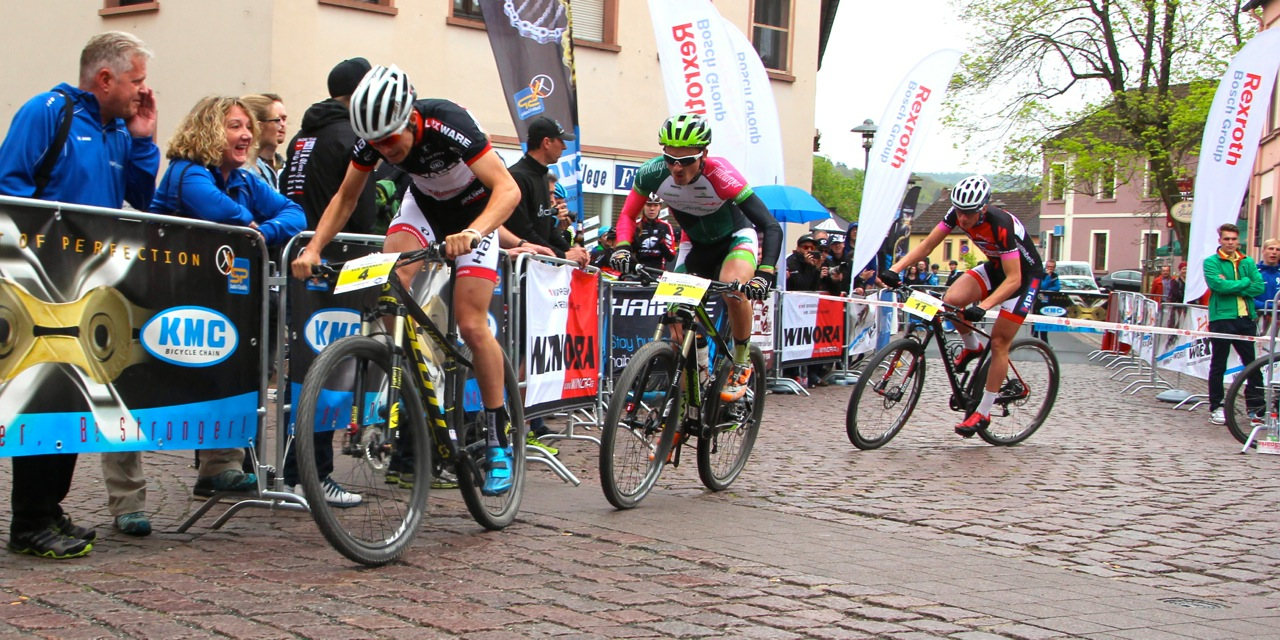 Horvath_Hog_van-Eck_corner_KMC-Bundesliga_Wombach_Sprint_acrossthecountry_mountainbike_by-Goller