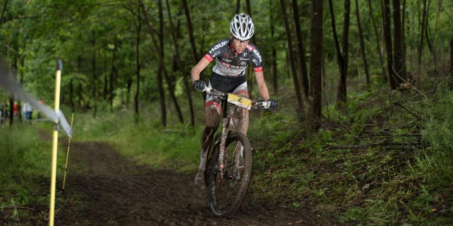 David List im Uphill. Foto: Lynn Sigel