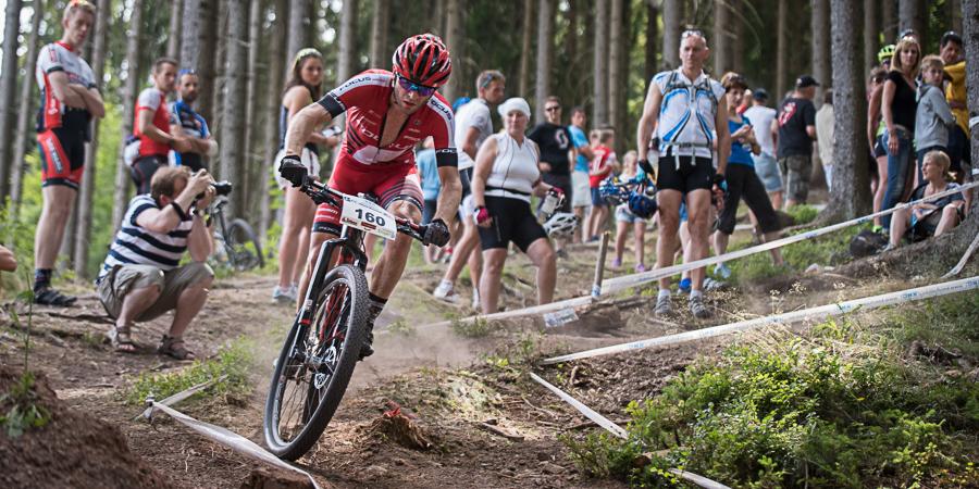 Der Schweizer Florian Vogel stellte erneut seine starke Form unter Beweis. Foto: Lynn Sigel
