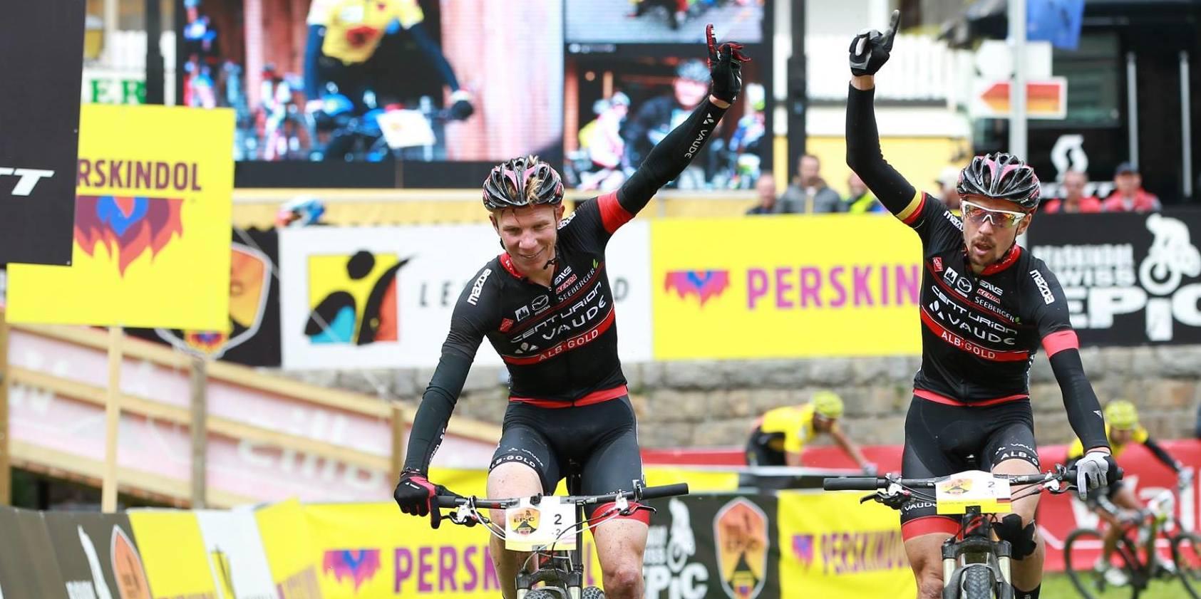 Geismayr_Kaess_SwissEpic15_Etappe1_winning.j
