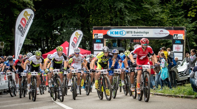 KMC Bundesliga Bad Säckingen: Nächste Runde im ultimativen Duell Schurter versus Absalon