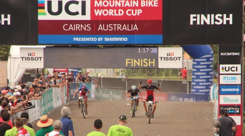 Gaze_Seigle_Carod_finish_WC16_Cairns_u23men_by Goller