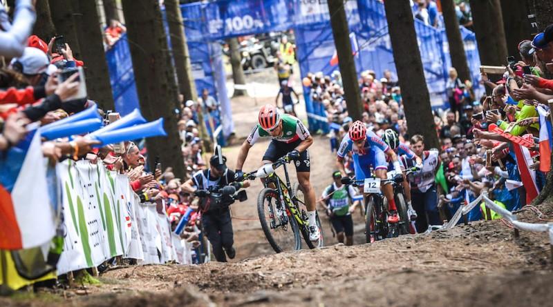 Fünfter Titel für Nino Schurter – Christian Pfäffle fährt grandioses Rennen