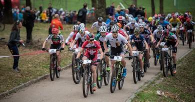 Start zur UCI Junior Serie 2016 in Rivera ©Lynn Sigel/EGO-Promotion