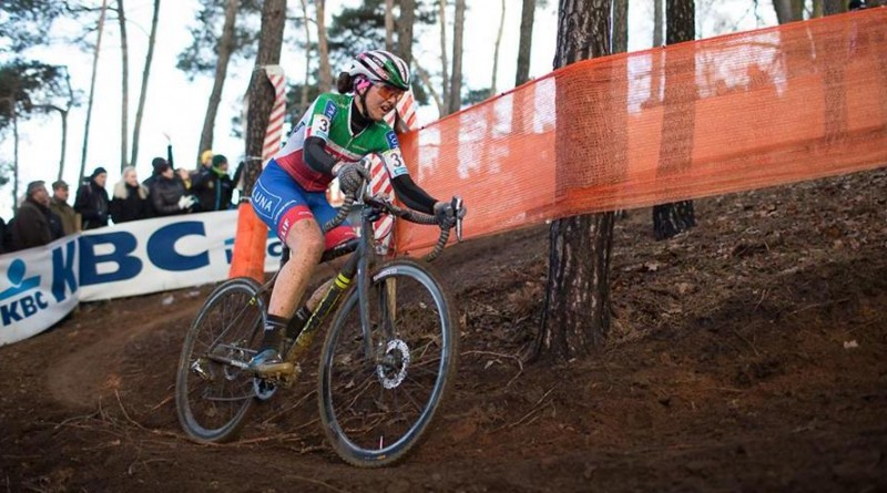 Eva Lechner_UCI Cyclo-cross-Fotos