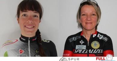 Alice Pirard und Sabrina Enaux ©Team Spur