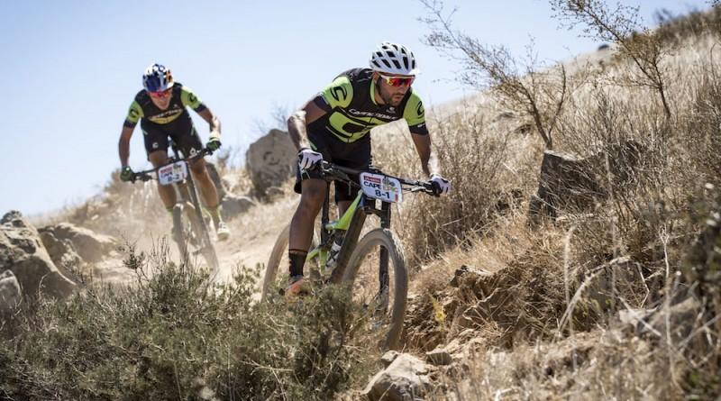Zweiter Etappensieg für Manuel Fumic und Henrique Avancini ©Nick Muzik/Cape Epic/SPORTZPICS