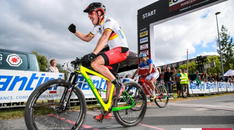 Dritter Weltcup-Sieg für Simon Gegenheimer