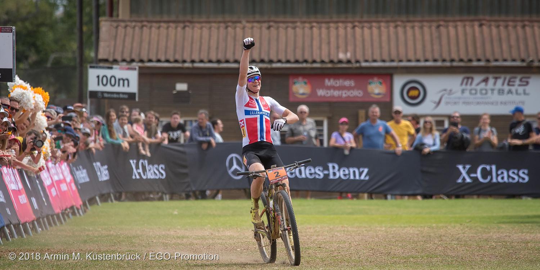 Petter Fagerhaug - Sieger U23 Weltcup Stellenbosch, SA ©Armin Küstenbrück/EGO-Promotion