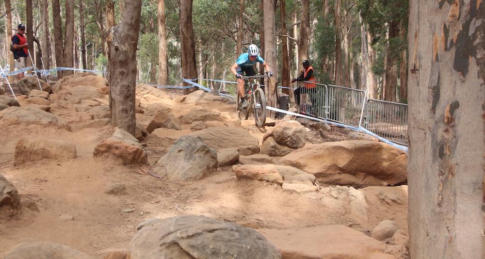 Julie Bresset_rockgarden_WC18_Stellenbosch_Training_by Goller.