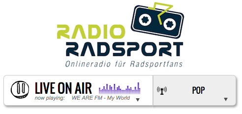 RadioRadsport Player
