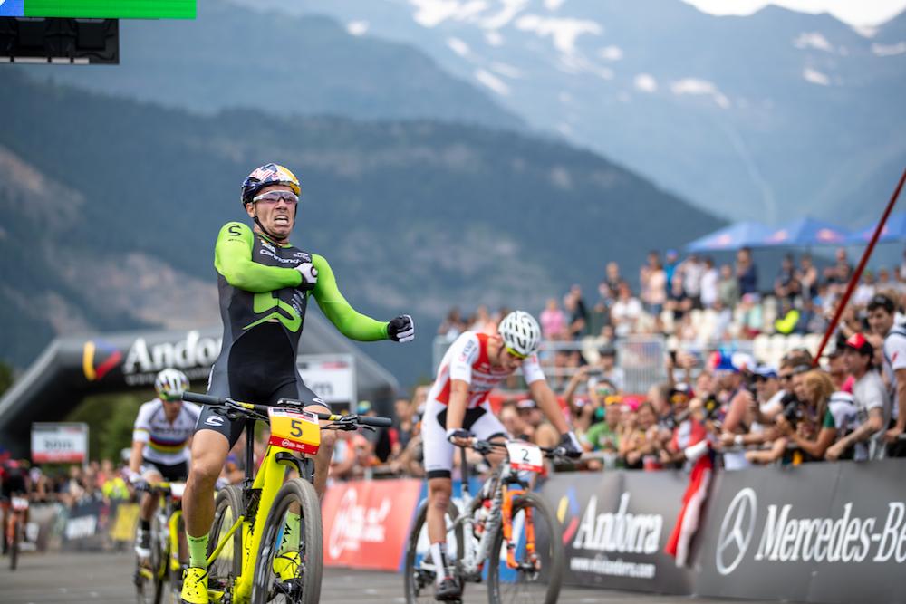 Avancini_vanderPoel_Schurter_Finish_Andorra_by-Michele-Mondin