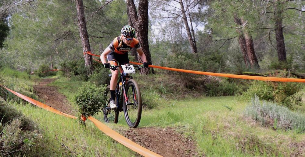 Anna van der Breggen_downhill_CSC19 Afxentia Stage 4_by Goller