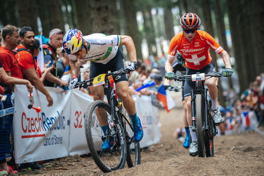 Avancini_MFlueckiger_WC19_NoveMesto_XCO_elite_men_by Traian Olinici