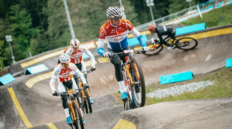 WC19 Nove Mesto_Mathieu van der Poel_training_by Traian Olinici