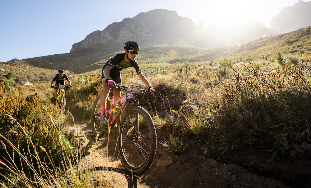 Adelheid Morath will race alongside Robyn De Groot at the 2020 Absa Cape Epic. Photo by Sam Clark.