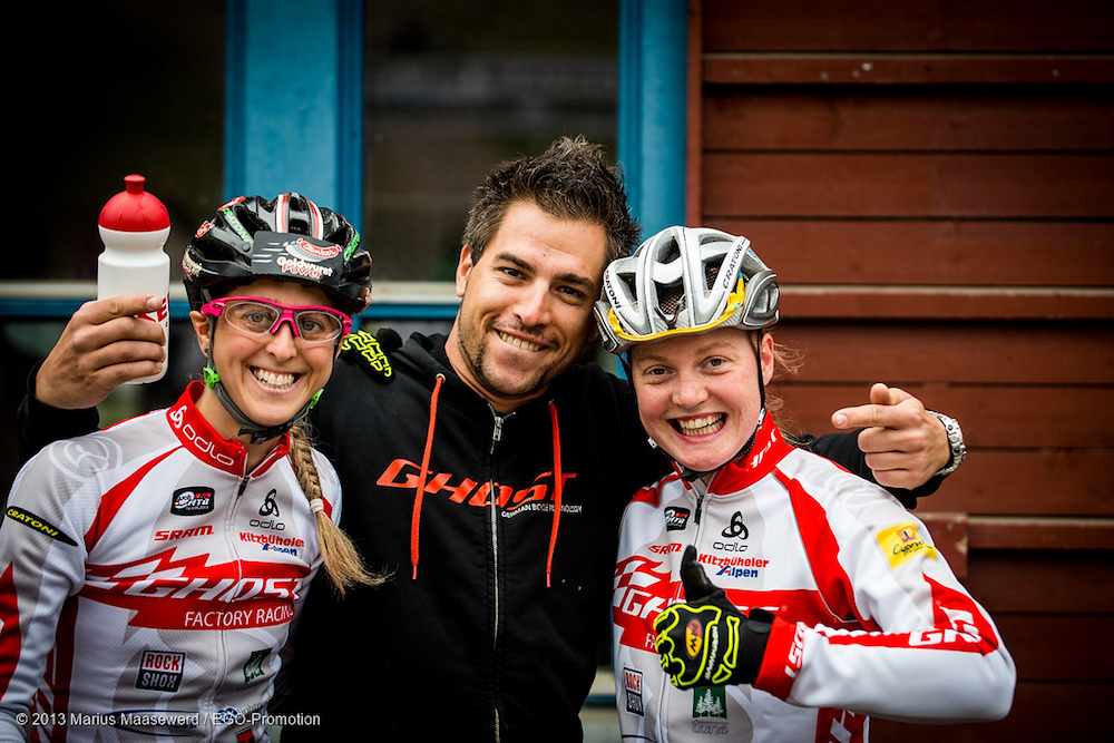 130914_NOR_Hafjell_XC_Women_Leumann_Wickles_Engen_prestart_by_Maasewerd