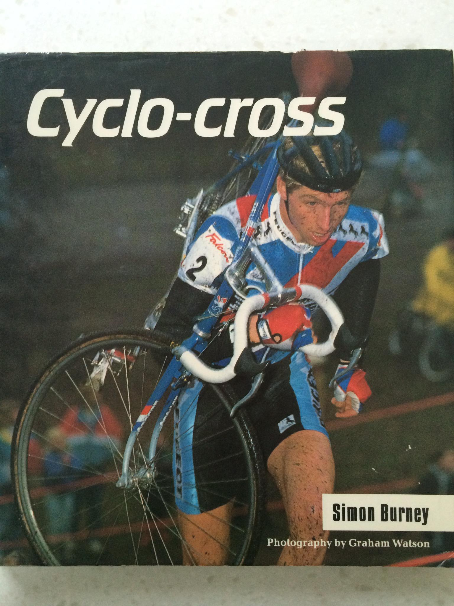 Book cover_Cyclo Cross