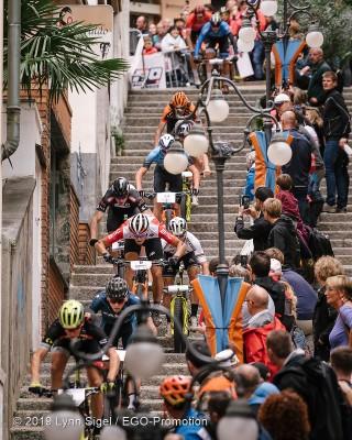 Menschenmassen beim Finallauf 2019 in Lugano