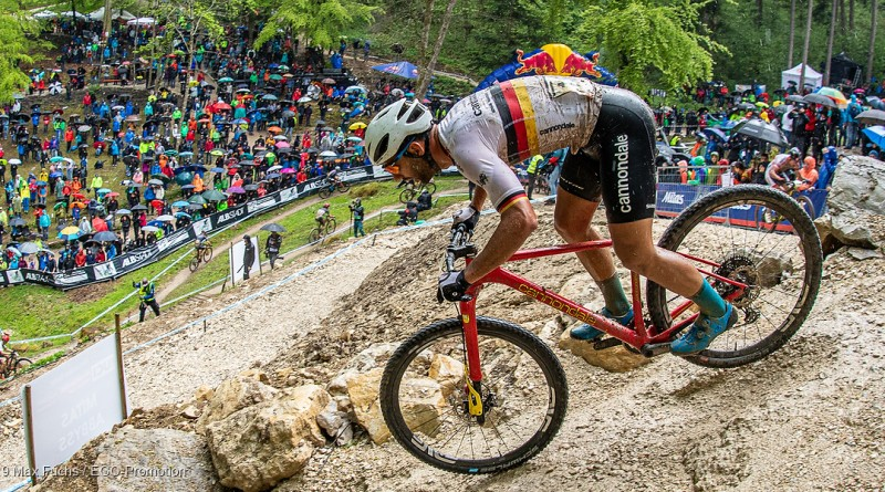 Manuel Fumic beim World >Cup in Albstadt / GER 2019