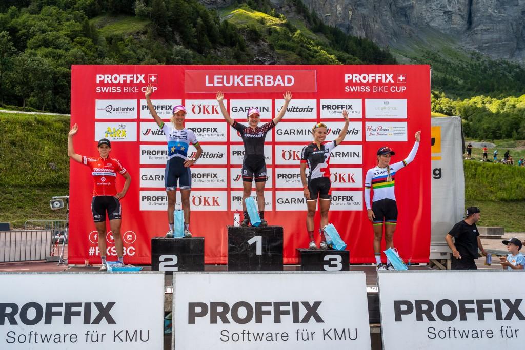 Ceremony Keller, Neff, Frei, Lecomte, FerrandPrevot © 2020 Armin M. Küstenbrück / EGO-Promotion