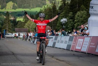 Sieger: Mathias  Flückiger © Armin M. Küstenbrück / EGO-Promotion