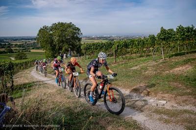 Start der Frauen zum Odenwald Bike Marathon 2020 © Armin M. Küstenbrück